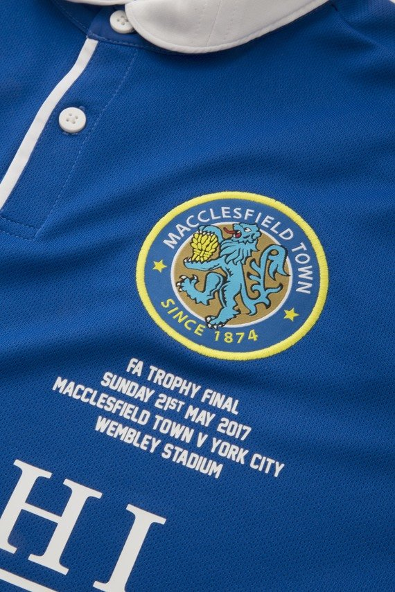 MACCLESFIELD WEMBLEY SHIRT