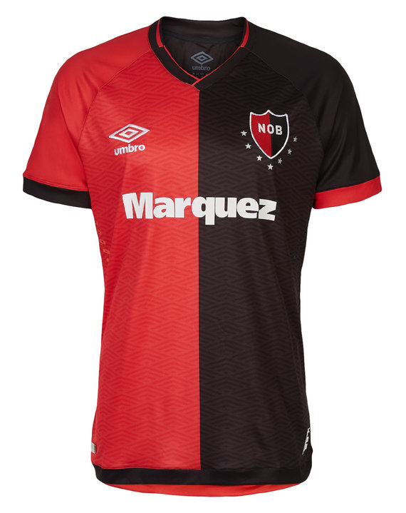 NEWELL'S OLD BOYS HOME JERSEY