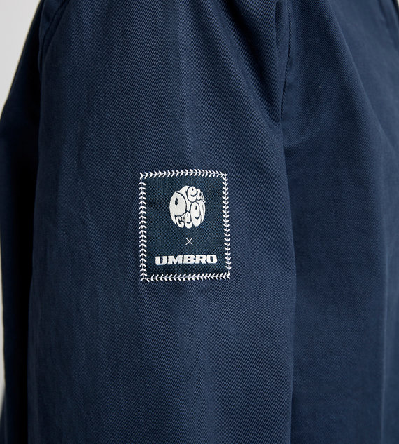 PRETTY GREEN DRILL TRAINING TOP