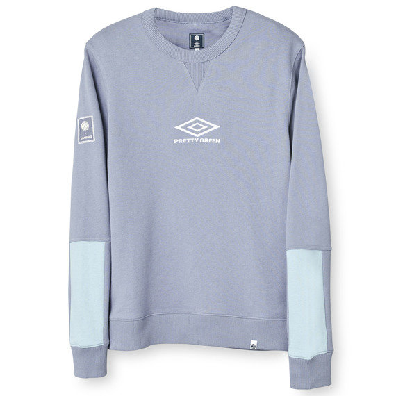 PRETTY GREEN LOGO SWEATSHIRT
