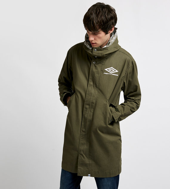 PRETTY GREEN PARKA