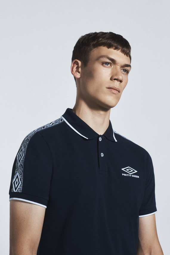 PRETTY GREEN POLO SHIRT