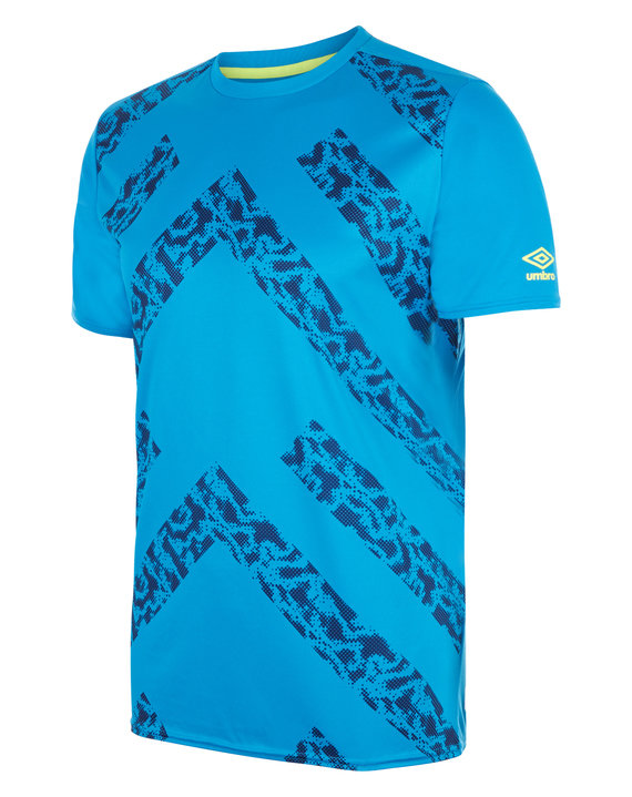 bfc98330 PRO TRAINING ANGULAR TEE - Lifestyle - Umbro