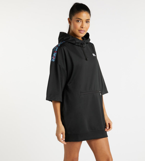 RHIAN HOODED DRESS