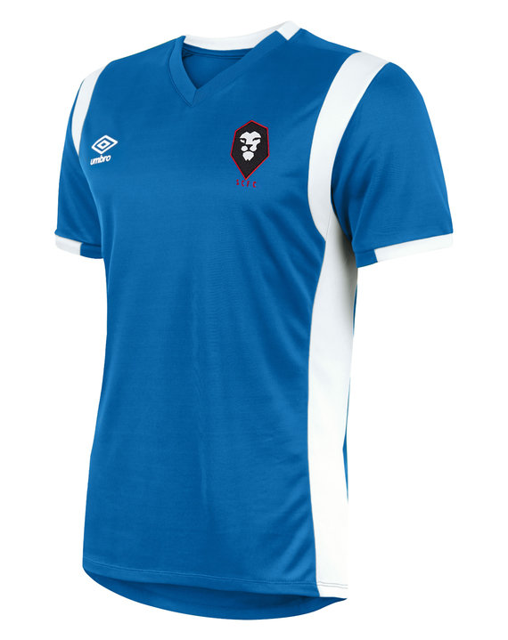 SALFORD CITY FC 17/18 JUNIOR THIRD SHIRT