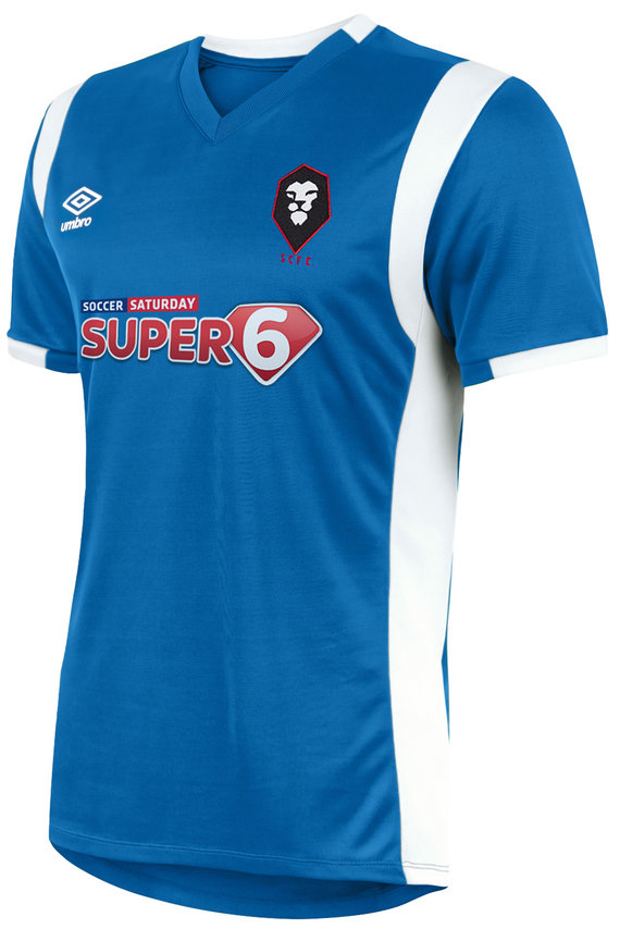 SALFORD CITY FC 17/18 THIRD SHIRT