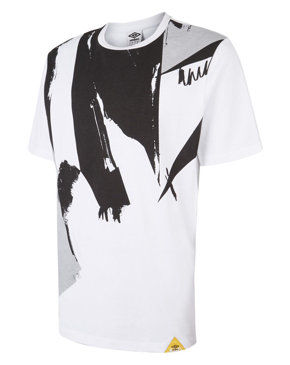 TERRACE BRUSH STROKES GRAPHIC TEE