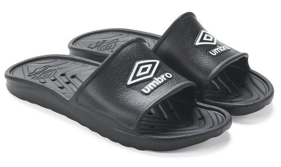 Umbro Blanc Pool Sliders Enfiler Sandales Taille UK 8 EU 42