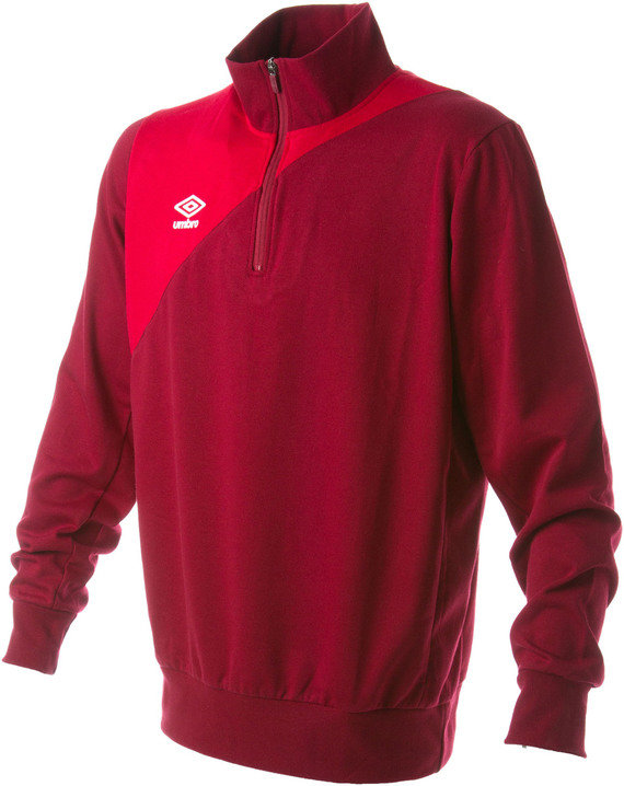 HALF ZIP SWEAT TOP JUNIOR