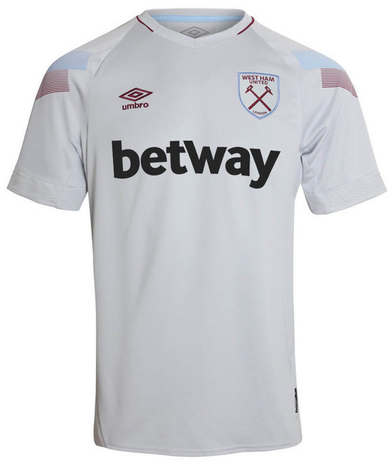 WEST HAM 18/19 THIRD SHIRT