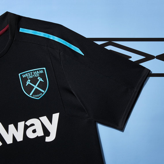 WEST HAM UTD 17/18 JUNIOR AWAY SHIRT
