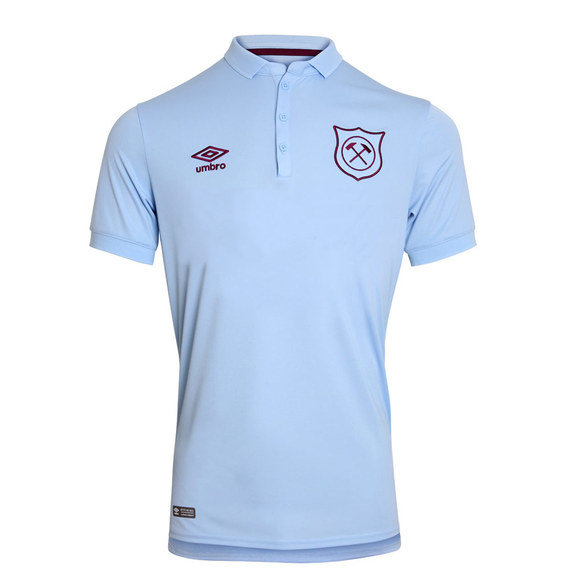 WEST HAM UTD 17/18 SS JUNIOR THIRD SHIRT