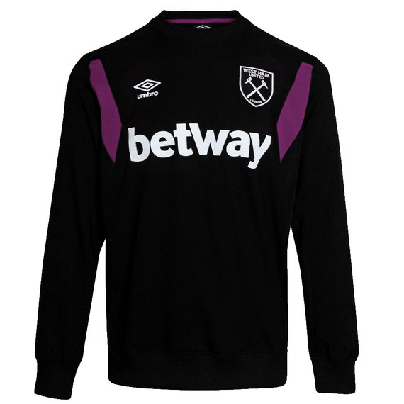 WEST HAM UTD 17/18 TRAINING DRILL TOP