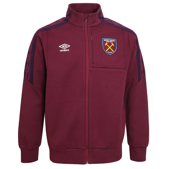 WEST HAM UTD 17/18 WALKOUT JACKET