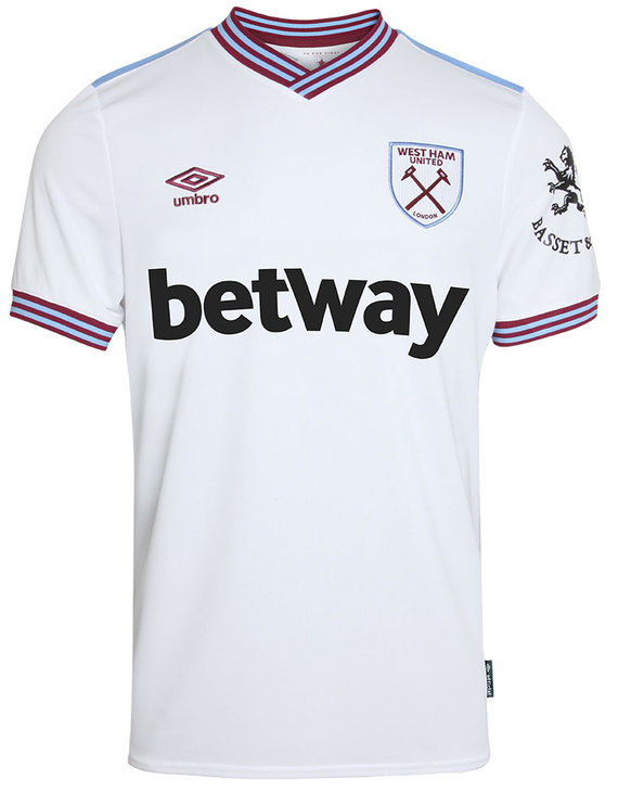 WEST HAM UTD 19/20 AWAY SHIRT