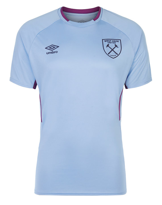 WEST HAM UTD 19/20 TRAINING JERSEY