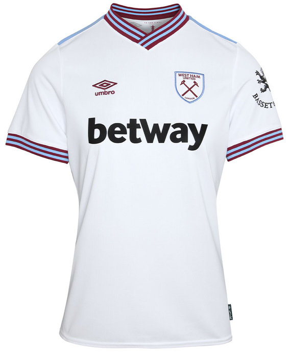 WEST HAM UTD 19/20 WOMENS AWAY SHIRT