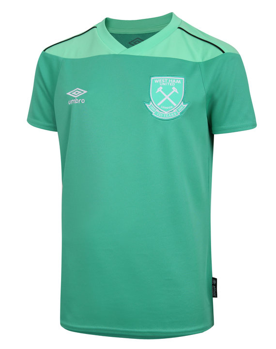 WEST HAM UTD 20/21 GK HOME JERSEY JUNIOR