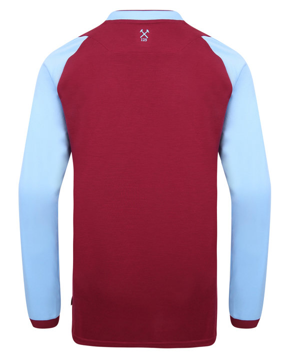 WEST HAM UTD 20/21 HOME JERSEY LS JUNIOR