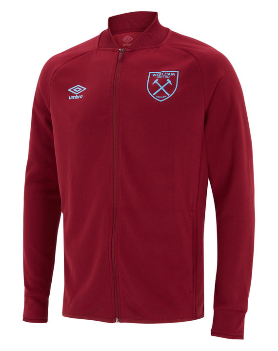 WEST HAM UTD 20/21 PRESENTATION JACKET JUNIOR