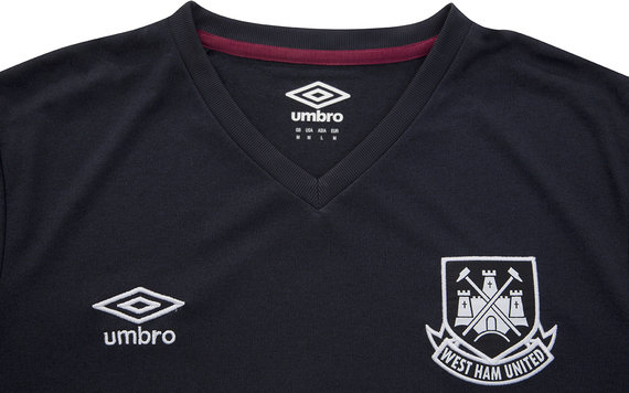 WEST HAM UTD 15/16 JUNIOR THIRD JERSEY