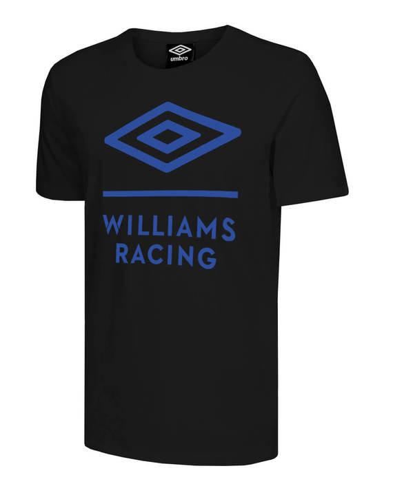 WILLIAMS LOGO DRIVER TEE