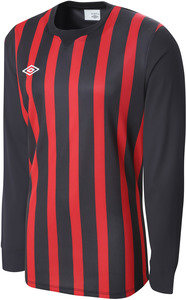 STRIPE KNIT LS JERSEY