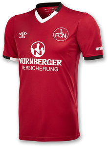 1. FCN 16/17 JUNIOR HOME SHIRT
