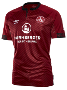 1. FCN 18/19 JUNIOR HOME SHIRT
