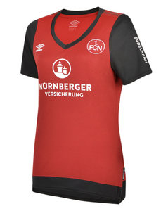 1. FCN 19/20 WOMENS HOME SHIRT