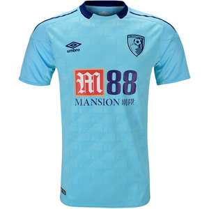 AFC BOURNEMOUTH 17/18 AWAY SHIRT