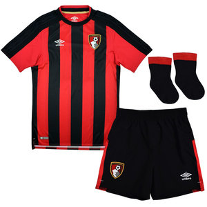 AFC BOURNEMOUTH 17/18 HOME BABY KIT