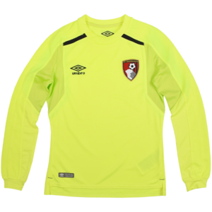 View the AFC BOURNEMOUTH 17/18 JUNIOR GK HOME JERSEY from the Clubs collection