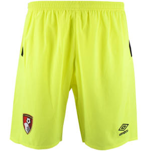 View the AFC BOURNEMOUTH 17/18 JUNIOR GK HOME SHORT from the Clubs collection