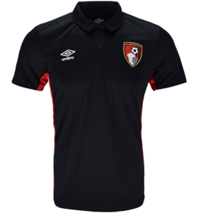 View the AFC BOURNEMOUTH 17/18 TRAINING BENCH POLY POLO from the Clubs collection
