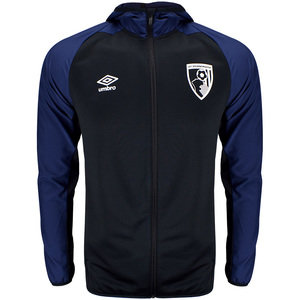 AFC BOURNEMOUTH 18/19 JUNIOR HOODED JACKET