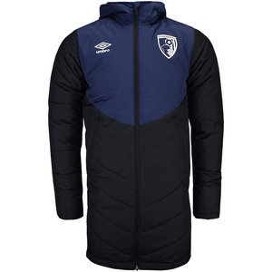 AFC BOURNEMOUTH 18/19 JUNIOR PADDED JACKET