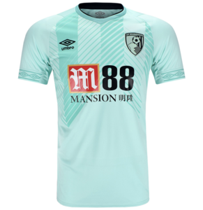 View the AFC BOURNEMOUTH 18/19 THIRD JERSEY from the Clubs collection