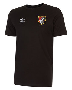 View the AFC BOURNEMOUTH LOGO COTTON TEE from the Clubs collection