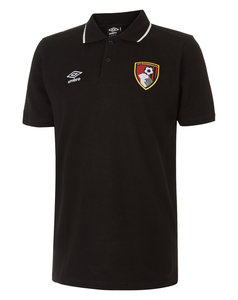 View the AFC BOURNEMOUTH TIPPED POLO from the Club Shops collection