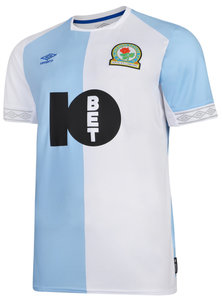 BLACKBURN ROVERS 18/19 HOME JERSEY
