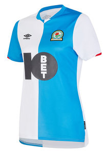 BLACKBURN ROVERS 19/20 WOMENS HOME JERSEY