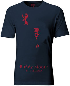 View the BOBBY MOORE T SHIRT from the Clubs collection