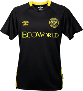 BRENTFORD FC 19/20 AWAY JERSEY
