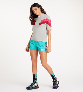 CHEVRON HIGH NECK TEE