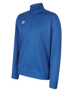 CLUB ESSENTIAL HALF ZIP SWEAT JUNIOR