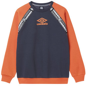 COLOUR BLOCK RAGLAN SWEAT