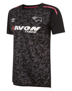 View the DERBY COUNTY 17/18 JUNIOR THIRD SHIRT from the Clubs collection