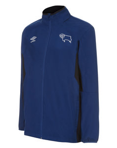 View the DERBY COUNTY 17/18 JUNIOR TRAINING SHOWER JACKET from the  collection