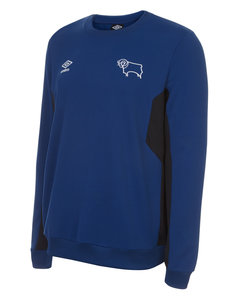 View the Kid's DERBY COUNTY 17/18 JUNIOR TRAINING SWEAT TOP from the kid's  collection